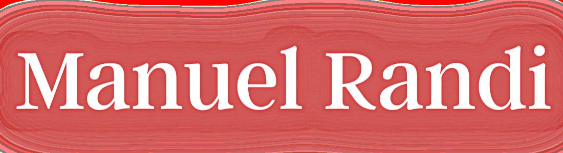 Logo Manuel Randi
